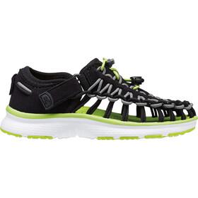 Keen Kids Uneek O2 Sandals Black/Macaw
